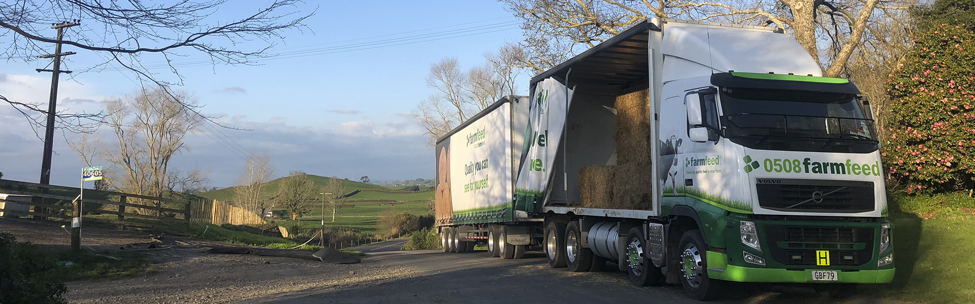 Delivering quality feed to your farm